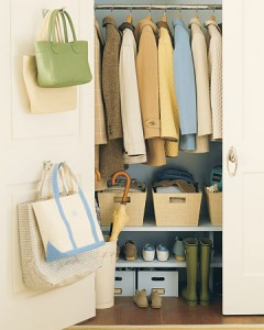 Organize Your Apartment Closets | Red Oak Properties