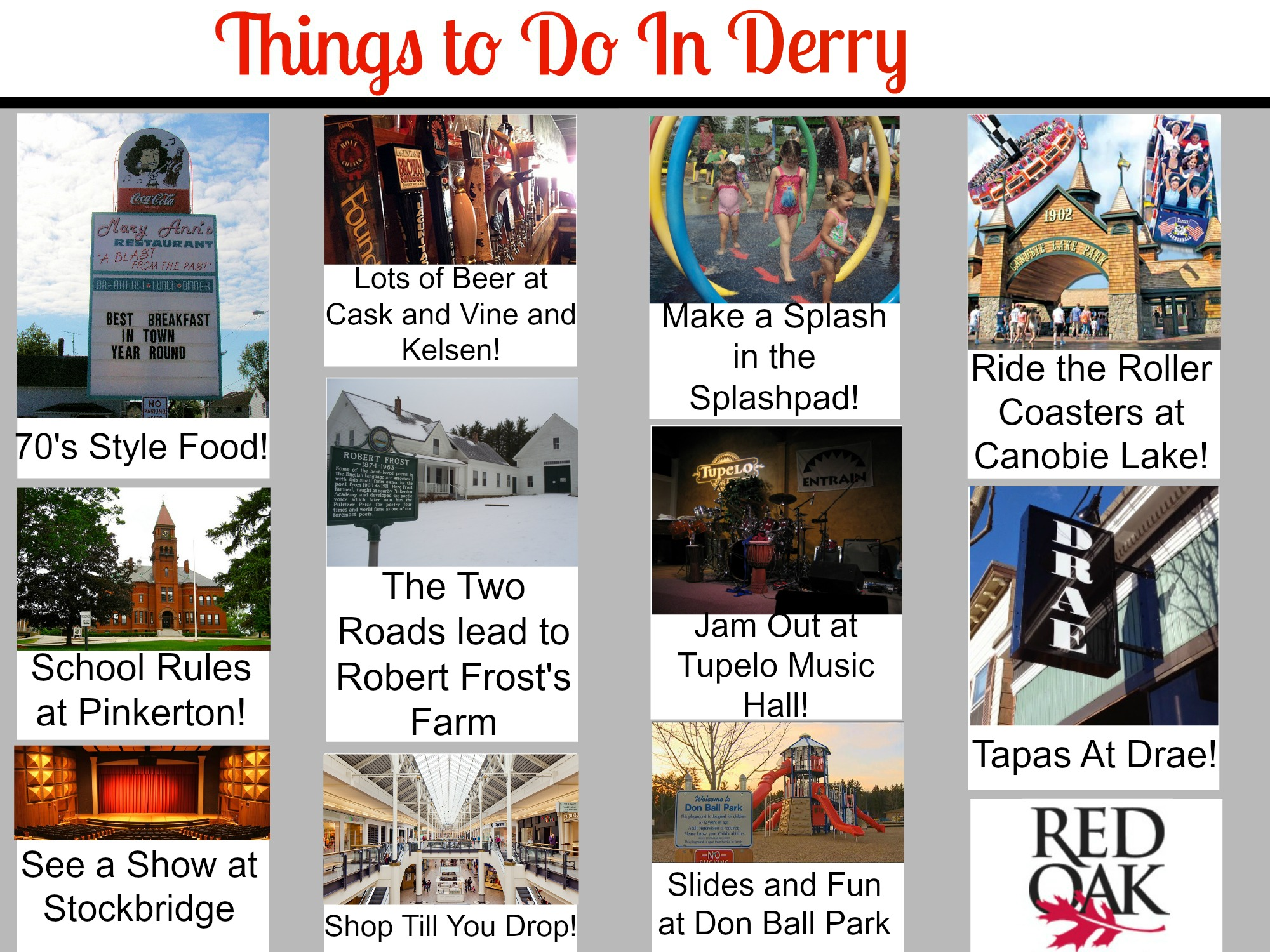 Fun things to do in derry nh