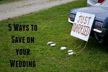 How to Save When Planning a Wedding