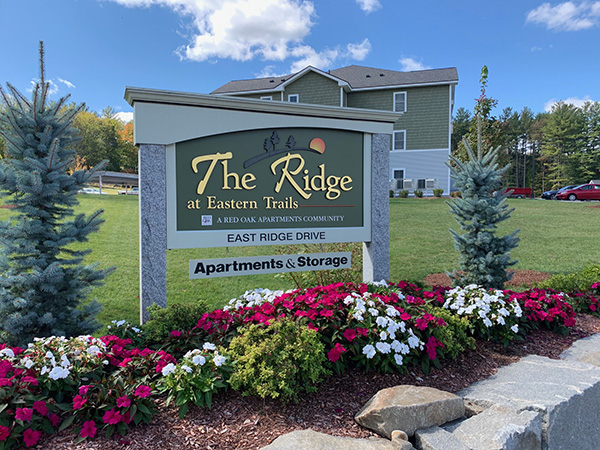 Furnished apts at The Ridge in Milford NH