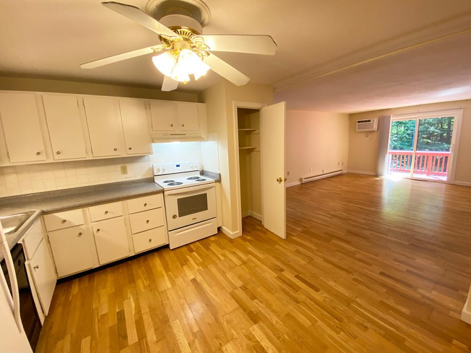 Standard Style two bedroom apartment
