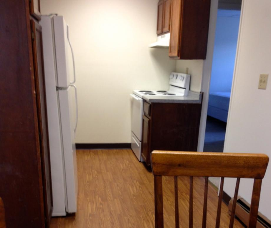 Affordable 1 bedroom apartment